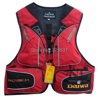 Free shipping/Men's outdoor spring and autumn much pockets Male vest work wear Fishing vest/YZF-004