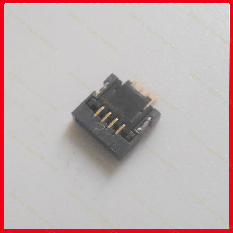 30pcs/lot Touch screen clip socket Repair Part For Nintendo NDSL 3DS 3DSLL Touch Screen Ribbon Cable(China (Mainland))