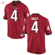 Nike 2017 Georgia 7 Matthew Stafford Can Customized Any Name Any Logo Limited Ice Hockey Jersey 4 Champ Bailey 3 Todd Gurley II(China)