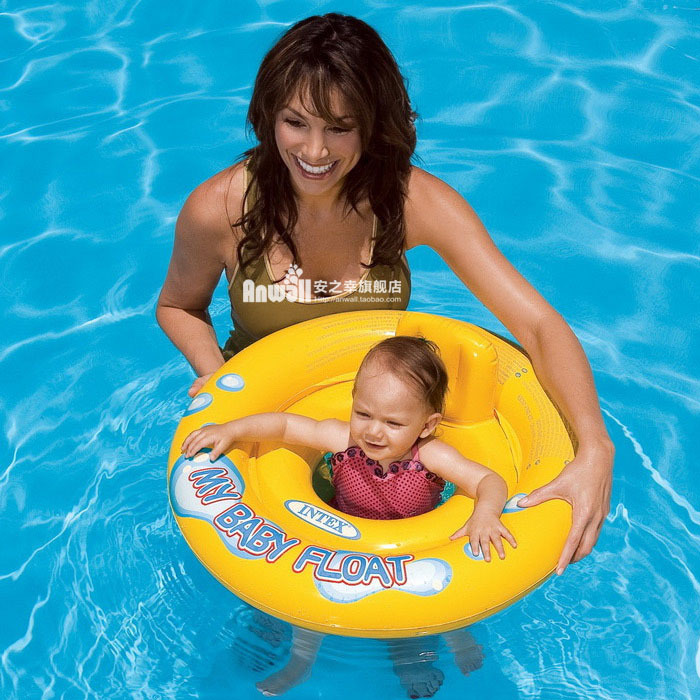 Retial&Wholesale Life Vest Children Kids Adults Inflatable Swimming Circle Intex Swimming Ring Floating Ring Free/Drop Shipping(China (Mainland))