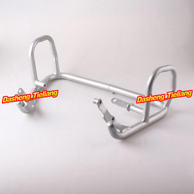 For BMW F800GS / F700GS / F650GS Crash bars Protection 2008 2009 2010 2011 2012 2013 Steel Silver Color