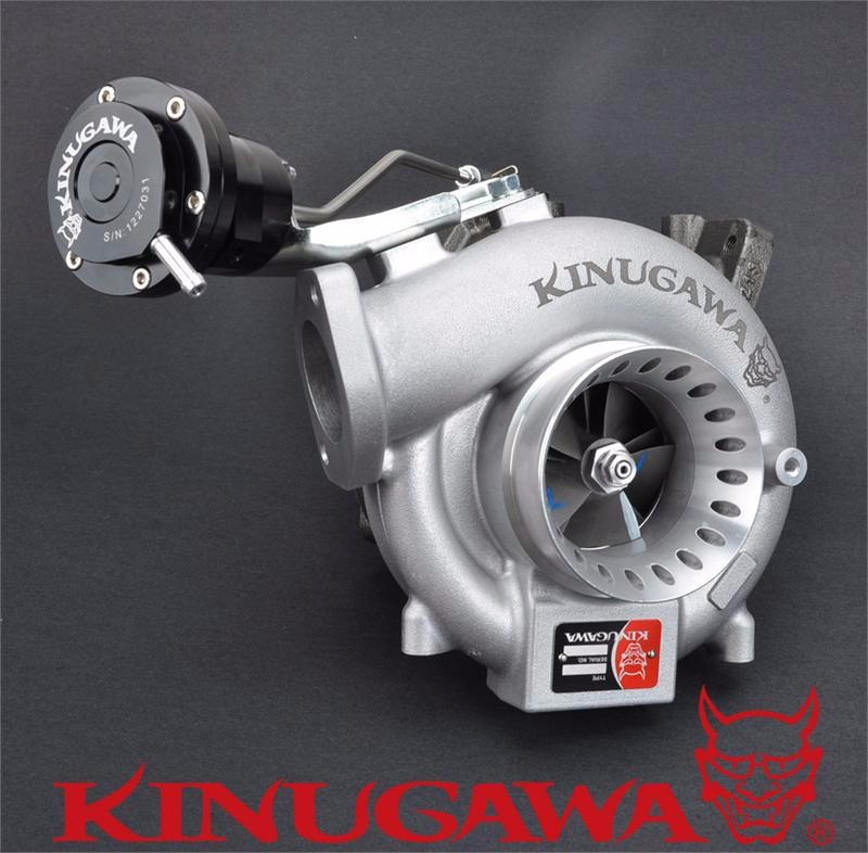 KINUGAWA TURBO Mi*subi*hi Lancer EVO 9 TD05 TD05HR 20G 10.5T with Anti-surge cover #301-02034-060
