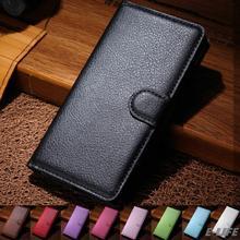 K3 примечание высокое качество личи шаблон бумажник PU кожаный чехол для Lenovo K3 примечание K50-T5 A7000 флип держателя карты телефон покрыть
