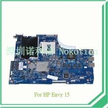 720566-501 720566-001 for HP ENVY 15 15T-J000 15T-J100 Motherboard  GeForce GT740M 2GB DDR3L