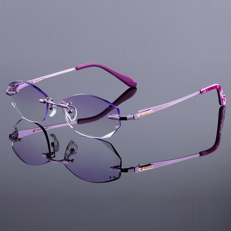 Rimless Glasses No Screws : Online Get Cheap Silhouette Eyewear -Aliexpress.com ...