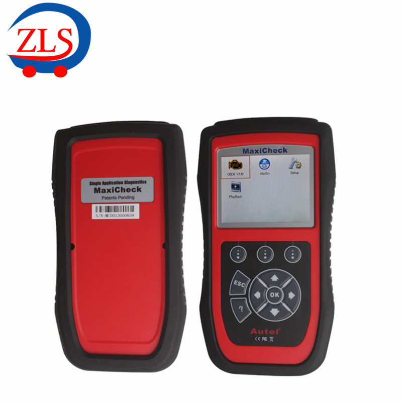 Original Autel MaxiCheck Airbag/ABS SRS Light Service Reset Tool DHL/EMS(China (Mainland))