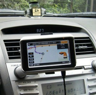 Подставки под GPS-навигаторы из Китая