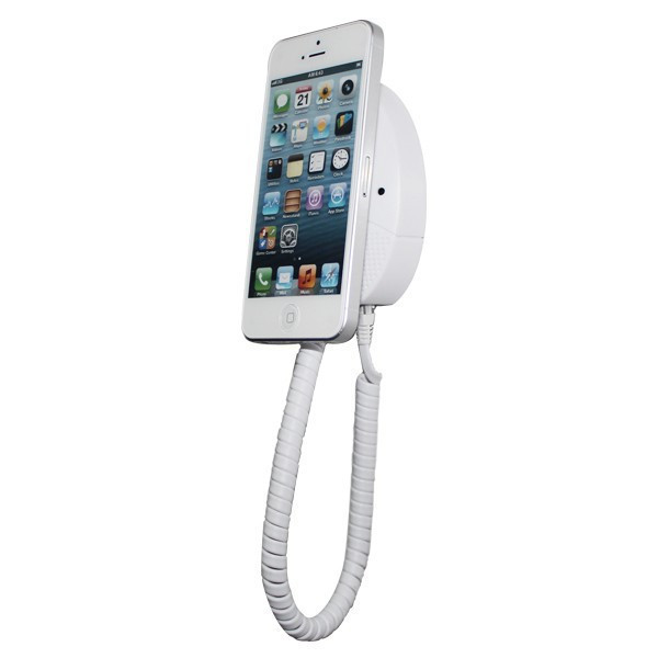 Wall Mounted Magnetic cell mobile phone display holder