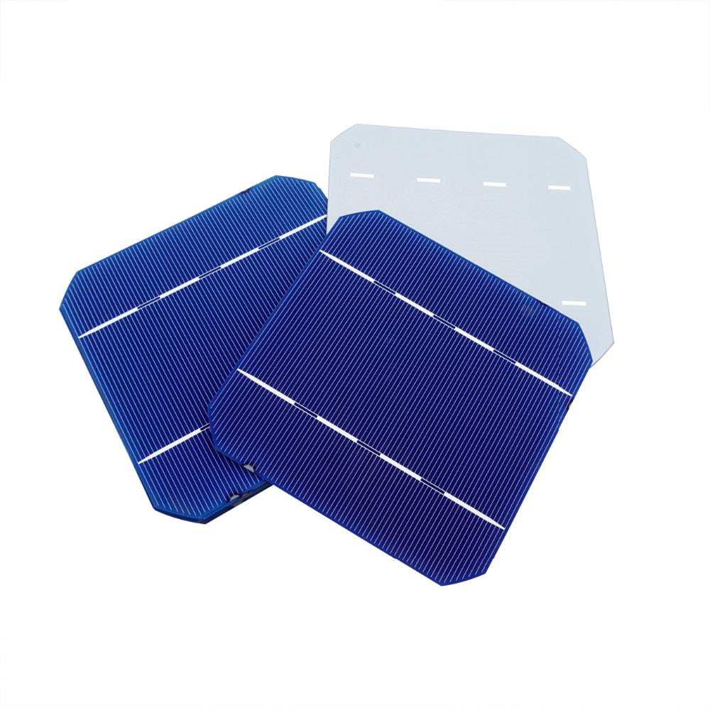 Hot* 40 pcs 5x5 A Grade Solar Cell Solar Cells For DIY 100w Solar Panel Free Shipping(China (Mainland))