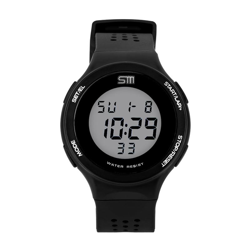 Мужчины спорт часы студент марка цифровой часы женщины из светодиодов платье наручные часы военный леди часы relogios masculinos