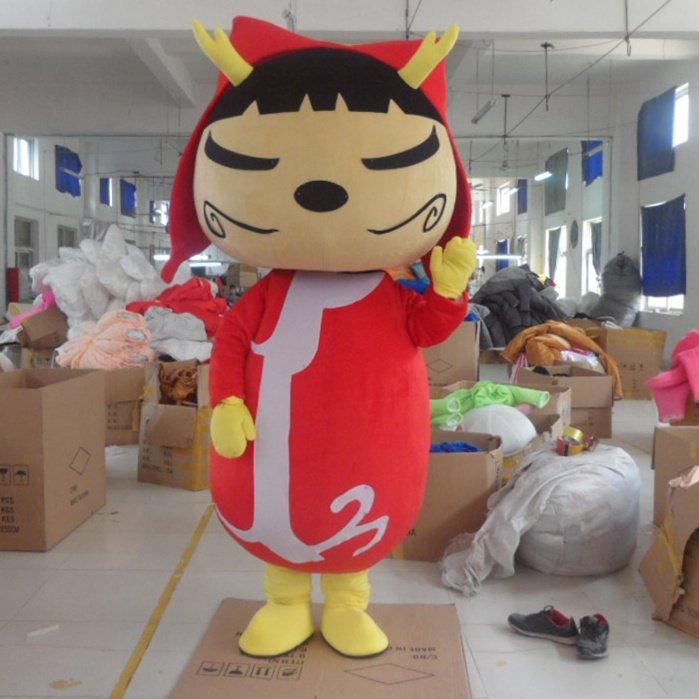 Оптовая БЕСПЛАТНАЯ ДОСТАВКА Маммоне олени плюшевые костюм талисмана персонажа из мультфильма косплей на заказ подгонянные продукты