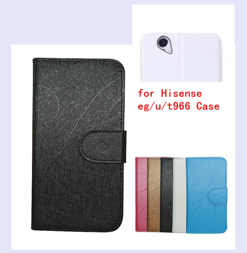 Vintage Design PU Leather Case for Hisense u966 Stand Wallet Card Slot Photo Frame Mobile Phone Cover for Hisense t/eg966 Case(China (Mainland))