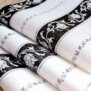 Vintage moda papel tapiz de fondo de pared de rayas for Papel pintado rayas negras y blancas