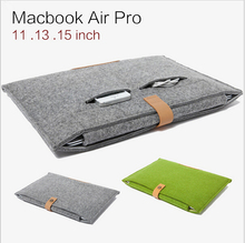 "500pcs/ lot Notebook Laptop sleeve for Macbook air pro retina13.3"" Case Cover 13.3 Inch Computer Bag Laptop Bag Best Price(China (Mainland))"