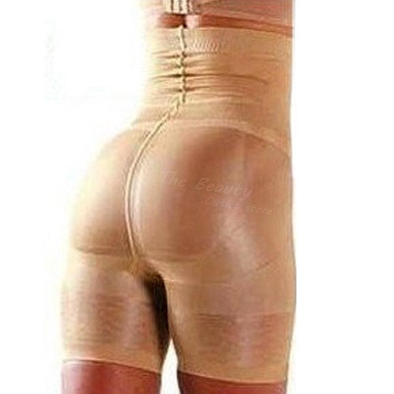 1PCS Beauty Slim Pants High Waist Cinchers Girdle Panties Corset Bodysuits Underwear Shapers Magic Fitness Body Shaper(China (Mainland))