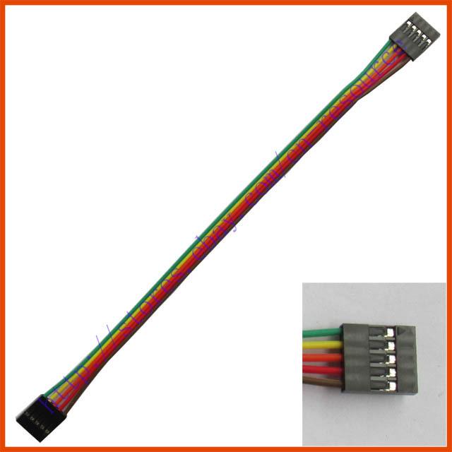 Электронные запчасти 5P/5 P 2,54 10 20 duPont Wire_Dupont_5P_20cm 2 5