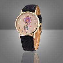 2016 New Brand Women Watch Fashion Dreamcatcher Watch Ladies Quartz Watches relogio feminino