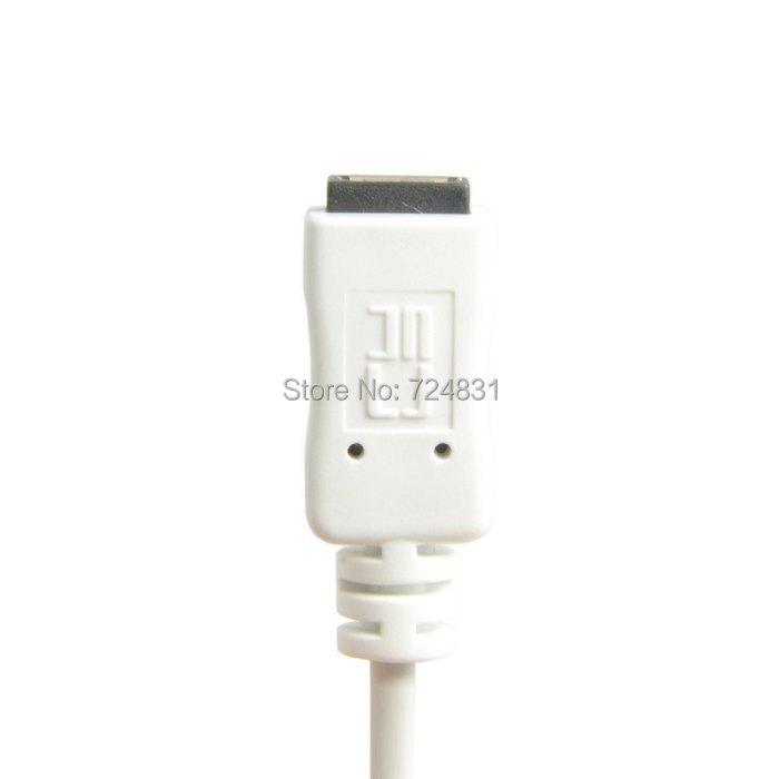 CY 50cm USB 2.0 Micro 5pin Male to Micro USB Female Tablet Extension White Cable(China (Mainland))