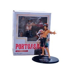 Figurine Japan Anime One Piece Special Model Change Face Portgas D Ace Action Figure Onepiece PVC Figures Toys