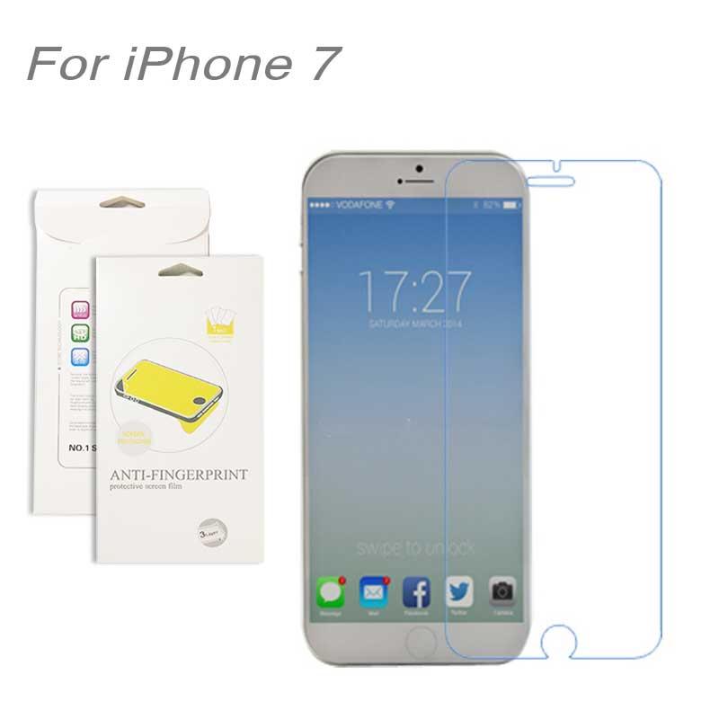 For iPhone 7 High Clear LCD font b Screen b font font b Protector b font