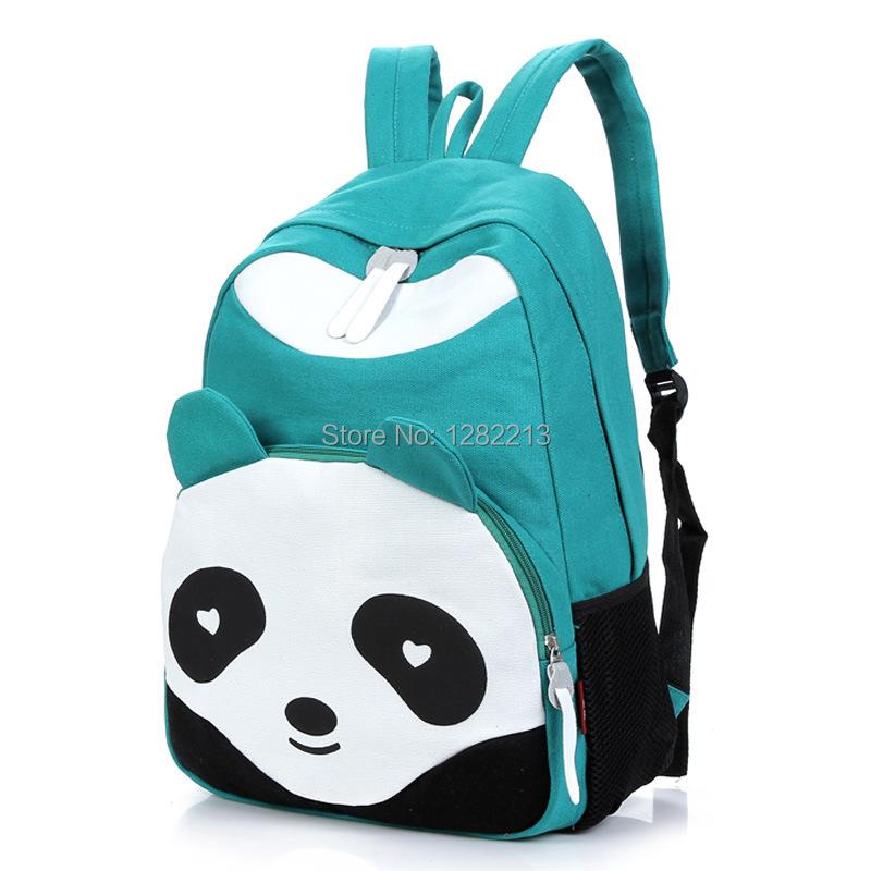2015 Rushed Softback No Women Backpack Mochila Feminina New Cartton Anime Backpack For Women Canvas Cute Waterproof Travel(China (Mainland))