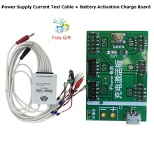 Buy Professional Phone Repair Dedicated Current Test Power Cable Battery Charge Activation Board iPhone 6 Plus 6 5s 5 4s 4 Gift for $11.25 in AliExpress store