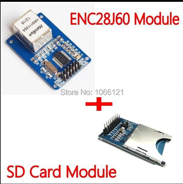 Arduino Ethernet MicroSD Shield W5100 SD Card