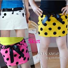 Free shipping retail girls fashion skirt 2014 new style childrens skirts girls skirts kids baby skirts(China (Mainland))