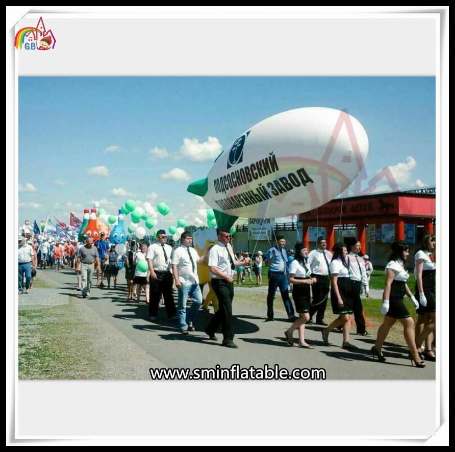 Vendita caldo gonfiabile dell'elio missile palloncino, pubblicità logo tethered rc dirigibile, outdoor design personalizzato zeppelin per la vendita(China (Mainland))