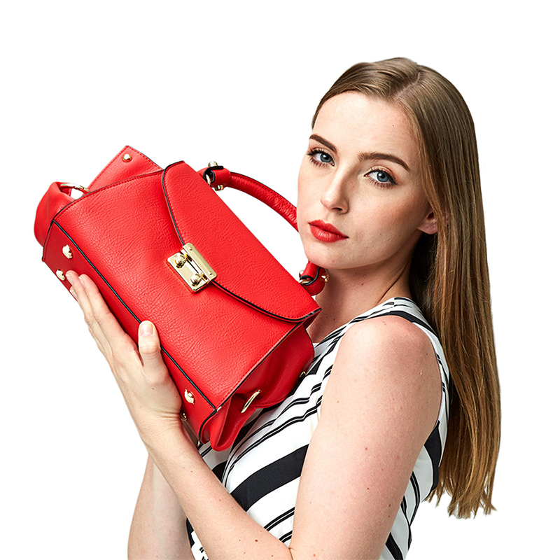 Women Real 100% Genuine Leather 2016 Luxury Handbags Messenger Bags High Quality Shoulder Ladies Hand Bag Designer Inspired Tote(China (Mainland))