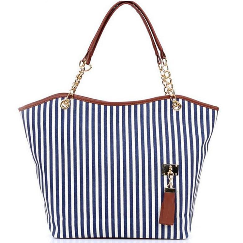 Summer Canvas Women Beach Bag Fashion Color Printing Women's Handbags Shoulder Bag Casual Shopping Bags F50B012#M1(China (Mainland))