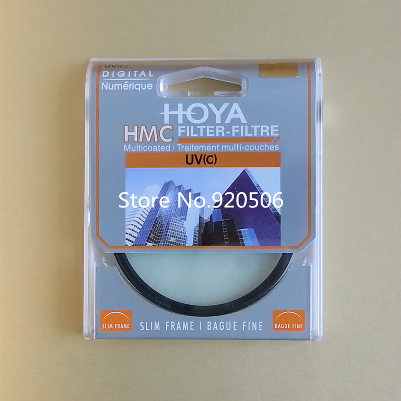 Hoya 82mm Slim Frame Digital HMC UV(C) Multicoated Filter For Pentax Canon Nikon Sony Olympus Camera Lens,Ultra-Violet Filtre(China (Mainland))