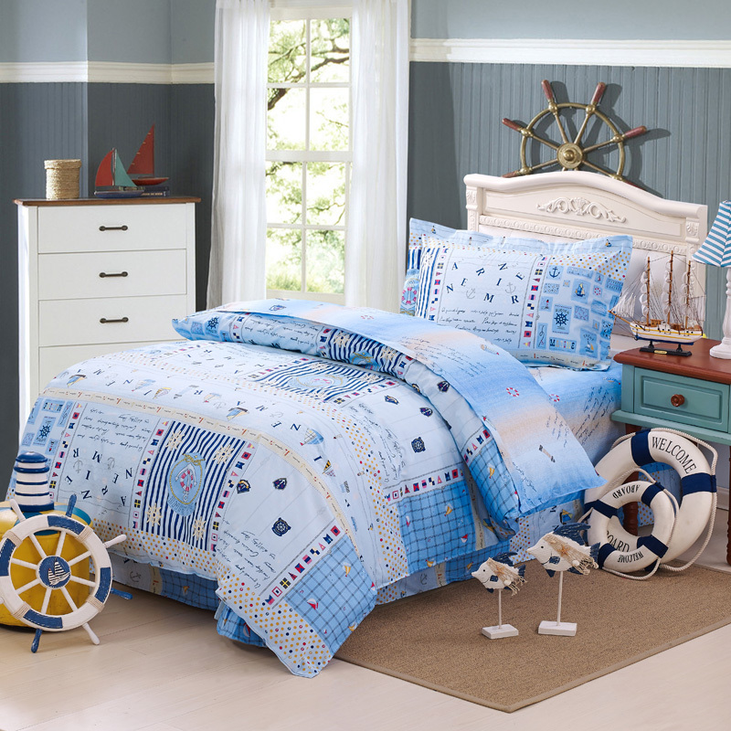 3pcs Bedding Set 100 Cotton Twin Size Korean Style For Adult Children High Quality Bedding Set