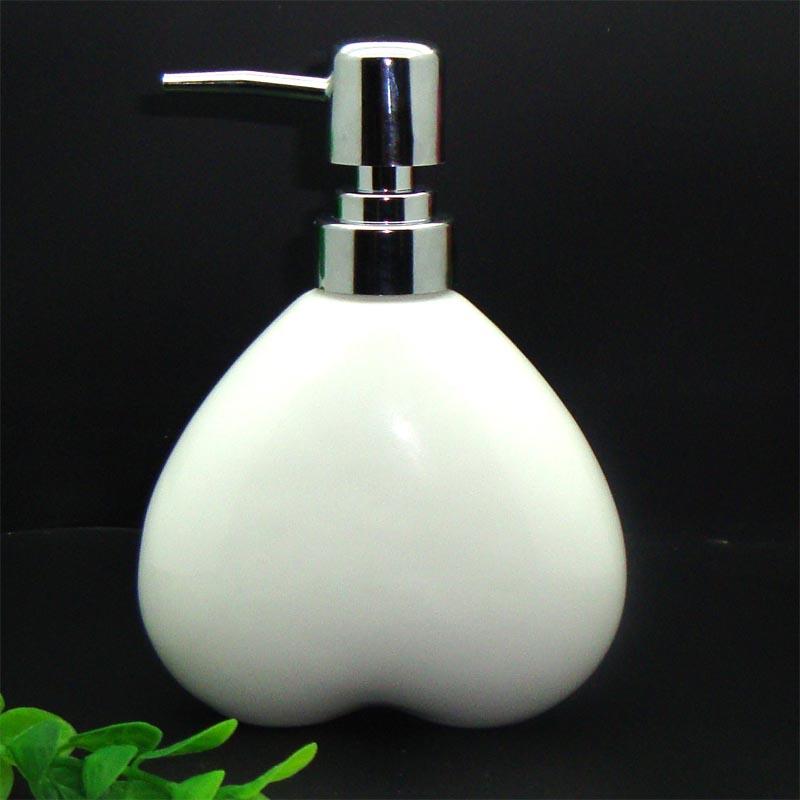Fashion Ceramic Hand Sanitizer Bottle Shukoubei Shower Gel
