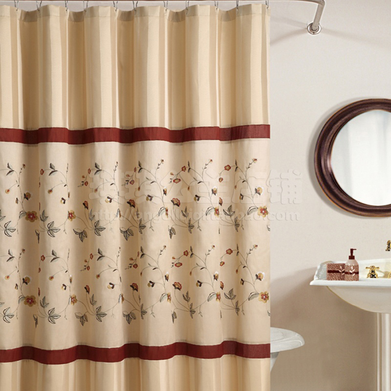 Luxury Shower Curtain Promotion-Shop for Promotional Luxury Shower ...