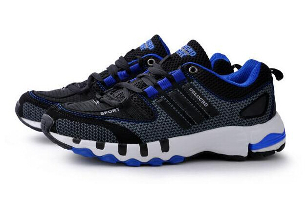 Big Size 39-48 New 2015 Outdoor All Season Men's Running Shoes Breathable DMX Sport Shoes Platform Brand Athletic Shoes(China (Mainland))