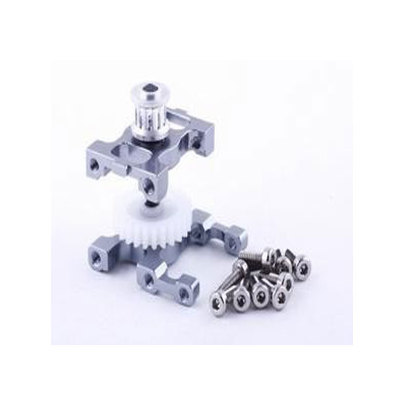 KDS 450C 450SV Helicoppter Spare Part 1117-3 Tail Drive Gear Assembly Pssories Gear Transmission Group Tail For KDS Helicopter(China (Mainland))