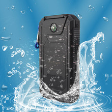 Portable Waterproof Solar Power Bank 10000mah Dual USB Travel Charge External Battery Solar Charger LED Compass For All Phone(China (Mainland))