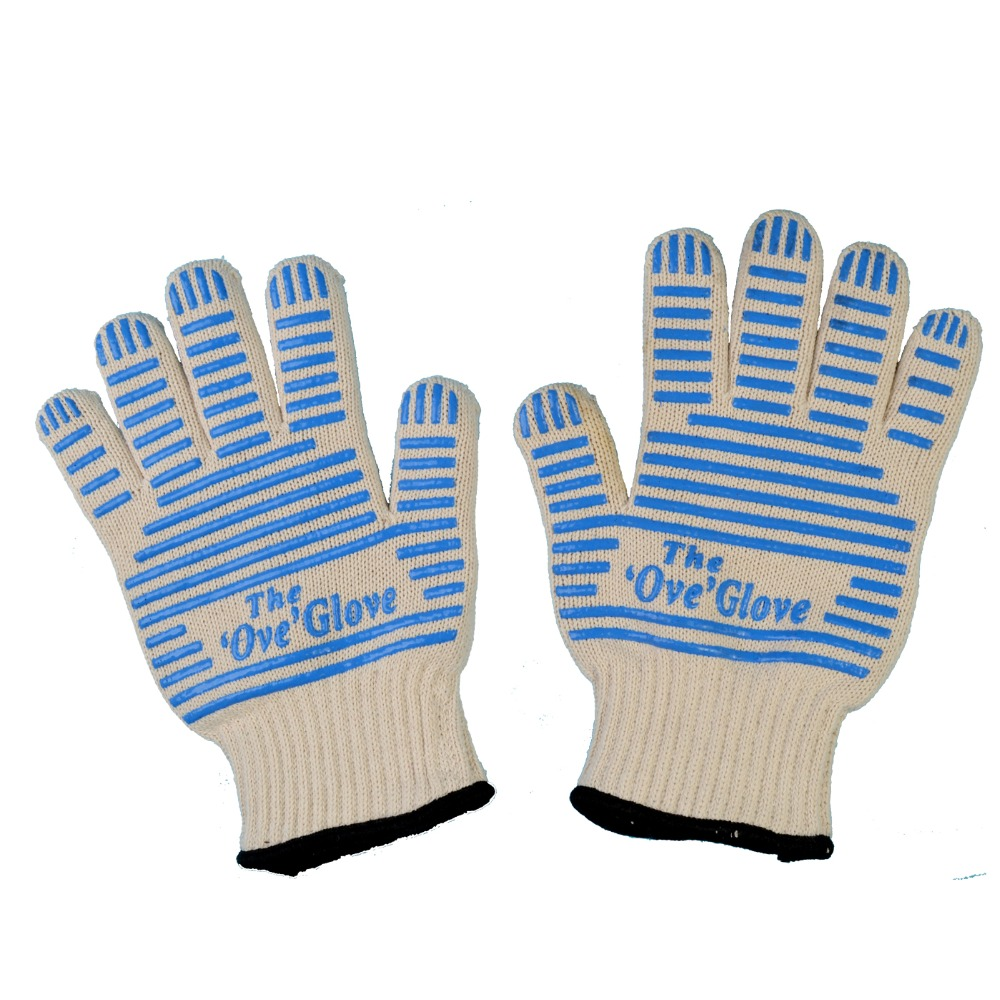 Protective Oven Gloves bakeware tricot Microwave Ove Glove Heat Resistant Proof Kitchen Gadgets Oven Mitts<br><br>Aliexpress