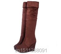 весной новые зимние женские сапоги сапогом продают новые сапоги стрейч бархат склон сапоги на высоких каблуках xz 06
