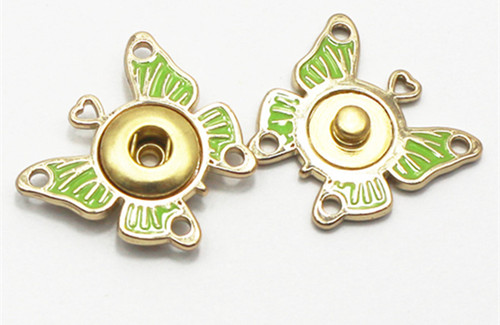 free shipping High-grade large button Metal Snap Buttons Fasteners Press Button zinc alloy hand sewing Stud Accessories(China (Mainland))