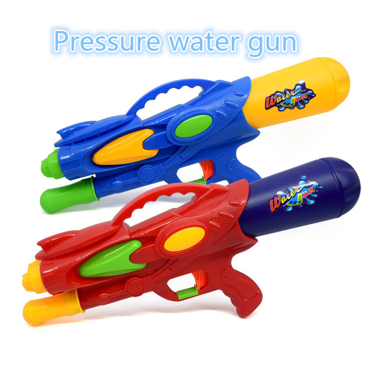 2015 New High Quality Hot Summer Air Pressure Water Gun Swimming Beach Toy Boy & Girl Plastic Pistols Toy Outdoor sports toys(China (Mainland))