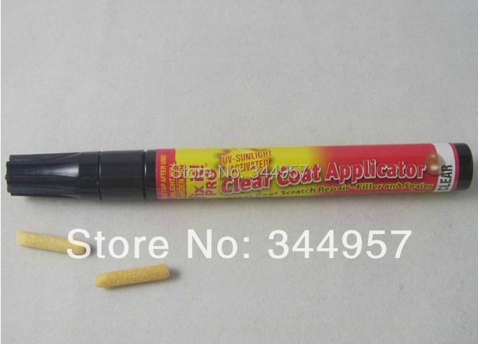 Hot!!Fix it Pro automotive paint pen/car repair paint pen/scratch repair pen Retail(China (Mainland))