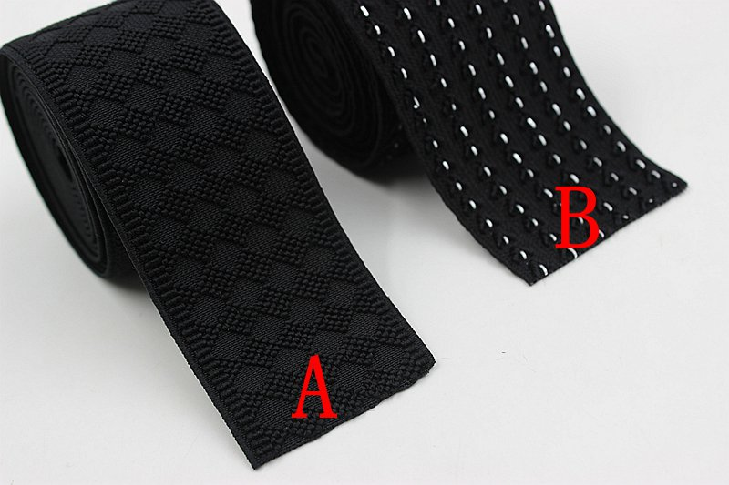 2 MTR Quality Strong Woven Elastic Band Craft Tape Sewing Garment accessories(China (Mainland))