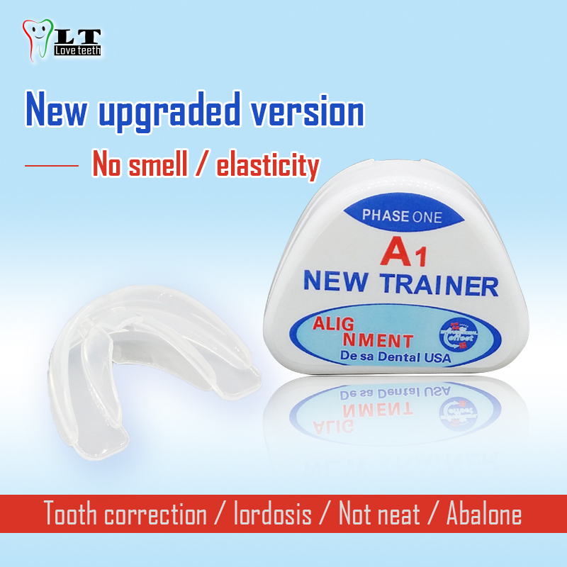 The second generation of dental appliance Overall shape No smell Elasticity enhancement tooth products Free shipping(China (Mainland))