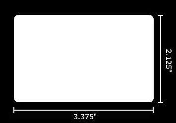 high quality blank ID PVC card for id card printer evolis datacard fargo zebra(China (Mainland))