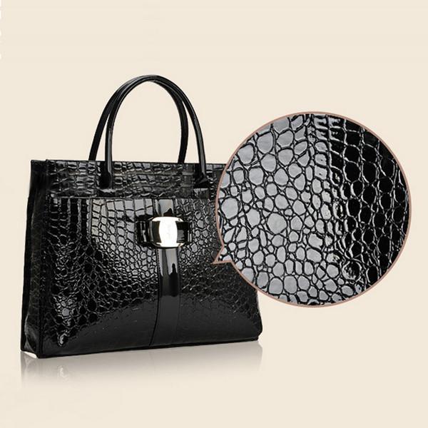 High Quality Shoulder Bag Handbag Purse Leopard Bag PU Leather Korea