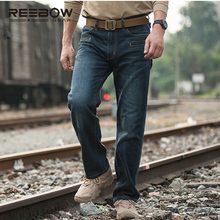 K5 Army Men Work Duty Cargo Jeans Pants Outdoor Dimen Blue Sport Casual Urban Jeans Men Military SWAT Combat Trouser CORDURA(China (Mainland))