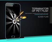 Original Nillkin Tempered Glass Films meizu m2 mini 5.0 inch 9H Hard Amazing H+ Nano Anti-Explosion Screen Protector