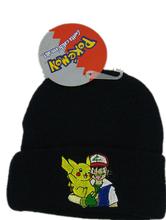 Pokemon Ash Ketchum Cap Pikachu Bulbasaur Blastoise Charizard Genger Hat Tweety Daffy Tasmanian Devil Ernie Bull Bunny Beanies